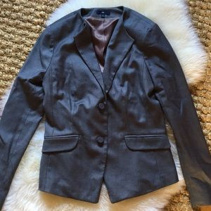 Gray Gap blazer